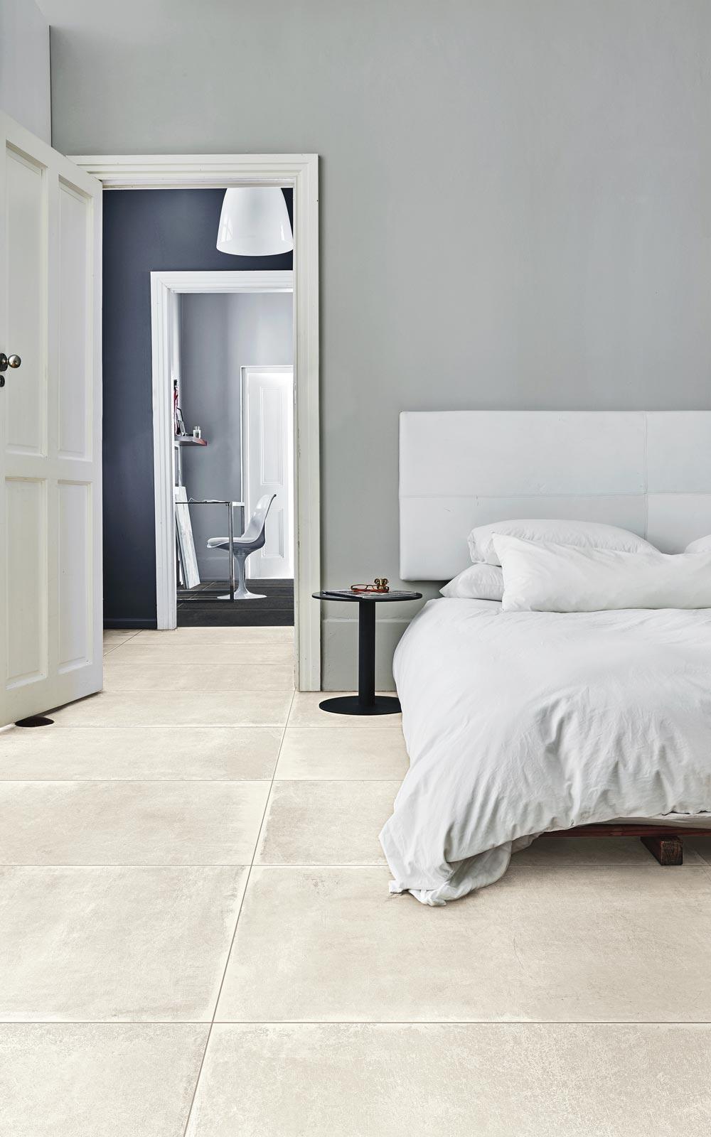 carrelage chambre coucher c ramique pour l 39 espace nuit ragno. Black Bedroom Furniture Sets. Home Design Ideas
