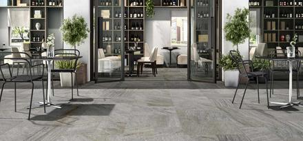 Realstone_Quarzite Ragno: Carreaux
