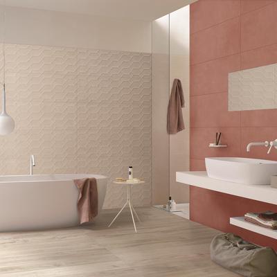 Carreaux Salle de bains en Grès Cérame | Ragno