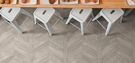 Woodchoice Ragno: Carreaux