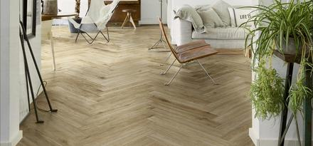 Woodglam Ragno: Carreaux