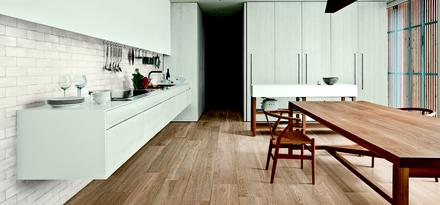 Woodgrace Ragno: Carreaux