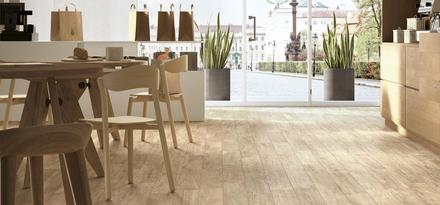 Woodpassion Ragno: Carreaux