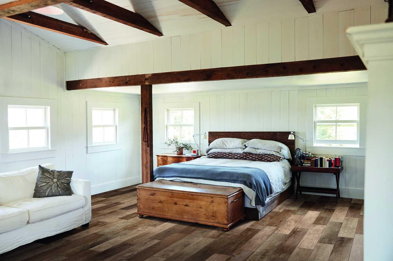 Carrelage chambre coucher c ramique pour l 39 espace nuit ragno - Carrelage pour chambre a coucher ...