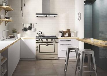 Brick Glossy Ragno: Carreaux