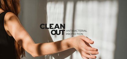 RAGNO CleanOut Antibacterial Protection